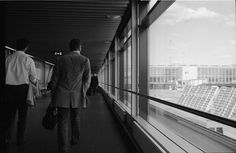 Photo by Per Forsberg #forsberg #bw #suite #per #airport