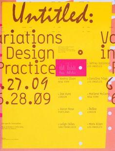 Otis Symposium : handbuilt #poster
