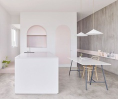 Footscray Apartment by BoardGrove Architects