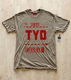 Tokyo | TYO #tshirt #shirt