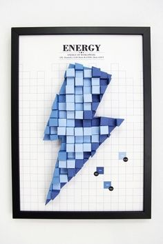 Pattern Matters: Tangible Paper Infographic on the Behance Network #infographics