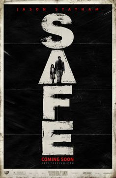 Safe #film #poster #cinema #movie