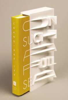 Chang-rae Lee's novel #design #graphic #book #cover #3d