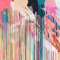 Rowena Martinich has created a series of limited edition prints that are based on her 'Inamorata' series of paintings.