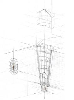 BLDGBLOG #drawings #sections #architecture
