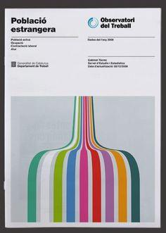 Observatori del Treball #infographic #poster