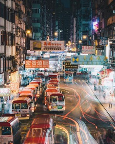 Striking Urban and Street Scenes by Connor Vaughan