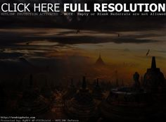 breathtaking borobudur temple, indonesia