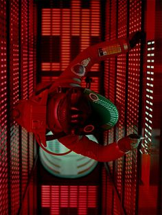2001_hal1_640 #2001 #movies #interiors #red