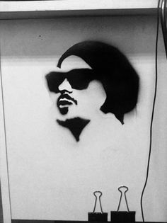 dima buique #rossandmorris #photo #buique #paint #blackandwhite
