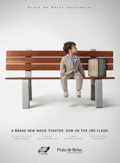 uti creative / Pinterest #movie #design #poster #theatre