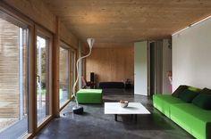 The Passive House by Karawitz Architecture | Abduzeedo | Graphic Design Inspiration and Photoshop Tutorials