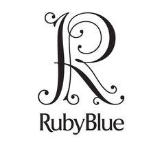 Ruby Blue #logo #nouveau