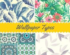 types of home wallpaper in kenya