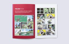INTERNAS #history #artist #lines #itau #illustrator #color #design #book #ita㺠#print #megalo #illustration #megalodesign #brasil #laerte #brazil #paper #editorial