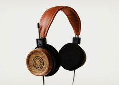 Whiskey Barrel Headphones #style #music #wood #headphones #whiskey