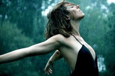 &repeat | Flickr - Photo Sharing! #water #woman #girl #turquoise #repeat #atomic #photography #rain