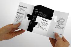 5. Budapest Architecture Film Festival Brochure on Behance