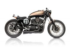 The Bald Terrier 1200 #motorcycle #custom