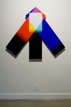 Artie Vierkant // - #rgb #icon #vierkant #arrow #rainbow #artie
