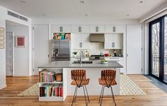 Stunning Light-Filled Home Renovation Project in Brooklyn by BFDO Architects 6
