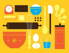 1282761151baking #hour #cooking #eight #illustration #day #baking