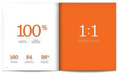 Open Doors Academy annual report #design