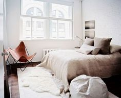 Convoy #bedroom #white #fur #plush #pillow