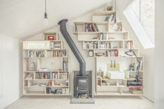Writers_Cabin-Weston_Surman_Deane-3 #cabin #design #architecture #books