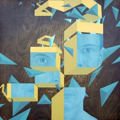 Johnie Thornton | PICDIT #painting #design #art