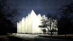 CJWHO ™ (Szczecin Philharmonic Hall by Estudio Barozzi...)