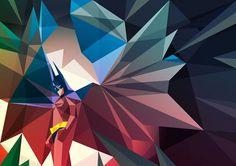 caveman.jpg (800×566) #illustration #vector #superhero