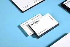 Epiforma by Epiforma #branding #stationery #photography