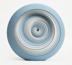 Matthew Chambers' abstract ceramic works #arts