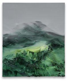 # 30, 95x80cm, oil on canvas