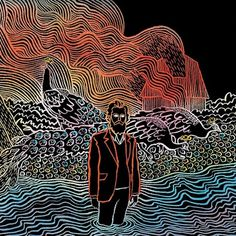 Iron & Wine  Tree By The River - Stereogum #music #cover #iron and wine