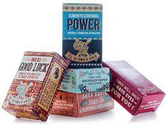 African Khulu Soap packaging