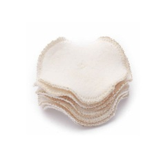 Reusable Bamboo Rounds These Reusable Bamboo Rounds are an eco-friendly and sustainable alternative to single-use cotton pads. They are soft, silky, and plush. They are great for applying cleansers and toners, removing makeup, as gentle baby wipes and more.