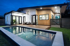 Palm Residence , Clark | Richardson Architects
