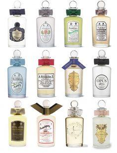 HI(NY) design by Iku Oyamada and Hitomi Watanabe | BLOG » Blog Archive » Penhaligon's #packaging #branding