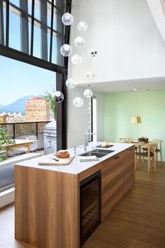 Vancouver Loft Apartment, Falken Reynolds Interiors 2