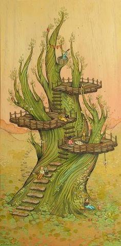 nimasprout #illustration #painting