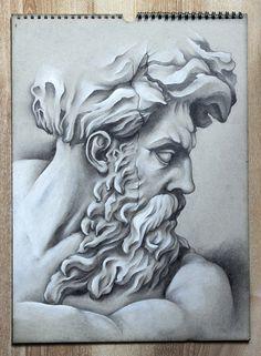 SerialThriller™ #sculpture #drawing