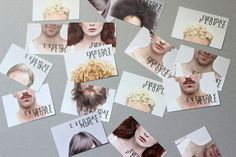 Everyday People #cards