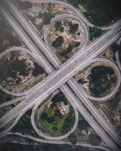 Asia From Above: Breathtaking Drone Photography by Kosuke Kurata