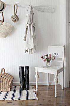beachcottage_1 #interior #design #rope #decor #deco #decoration
