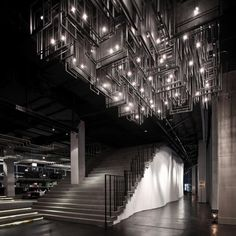 CJWHO ™ (Department of Architecture Co., Ltd. | ZENSE: The...) #shopping #design #interiors #bangkok #photography #architecture #thailand #mall
