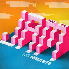 Jam #jam #typography #pink #yellow #sun #type #design #poster #jam #typography #pink #yellow #sun #type #design #poster