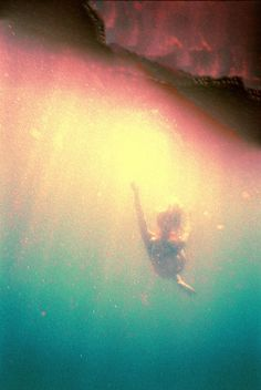 Stop Breathin' #water #photo #swim #rainbow #light #underwater