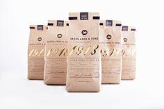 Vassilaros0249_TwelveOz #packaging #craft #vassilaros #bags #gold #coffee #foil